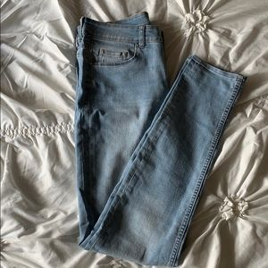 H & M Divided (brand) skinny jeans